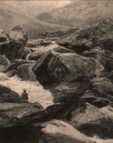 fishing a north wales river by james jackson curnock