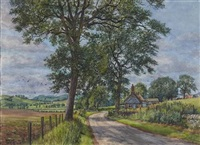 near lundie, angus by james mcintosh patrick