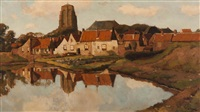 nieuwersluis (holland) by nicolaas bastert