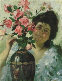 the rose girl by william h. mcentee