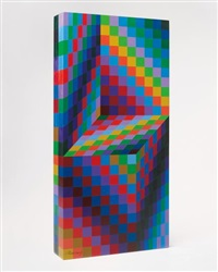 axo-99 by victor vasarely