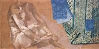le rapiècement de l'odalisque by jean le gac