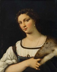 a venetian noblewoman by luisa corsi