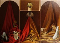 the doom (triptych) by david denby