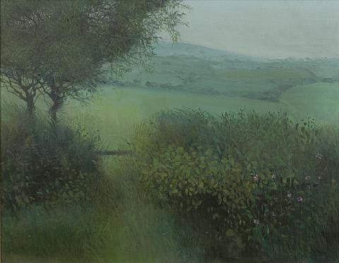 the stile on the glebe by john miller