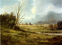 shell hill, last drive, greyabbey, co. down by r. b. higgins
