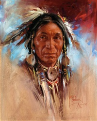 bitterroot chief by harley brown
