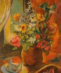 bouquet de fleurs by marthe dorlet