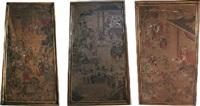 kakemono wall scrolls (3 works) by anonymous (19)