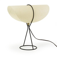 nun's light table lamp by carl auböck