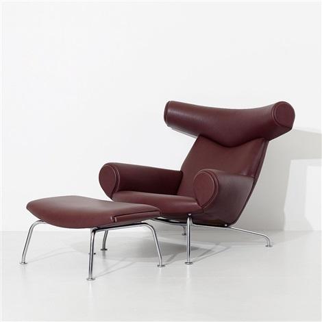 Ox Chair By Hans J. Wegner