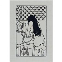 l'eau fraiche (pl. pour toilettes) by jean-emile laboureur