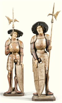 pair of landsknechten by german school-swabian (16)