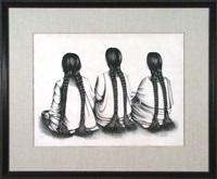 three women by francisco dosamantes