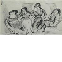 four women by jules pascin