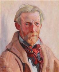 portrait of sheldon parsons by ernest leonard blumenschein