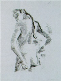 cinq femmes by hans böhler