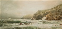 stormy day by william trost richards