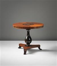 side table by carl malmsten