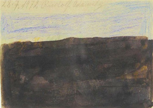 landschaft by rudolf adamsky