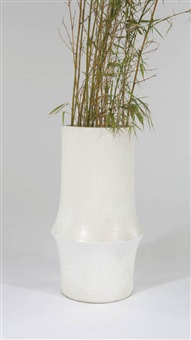 tall planter by marilyn kay austin