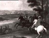 batille de louis xvi (ypres?) by sauveur le conte