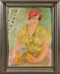 portret ii by mieszko (mieczyslaw) jablonski
