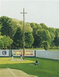 bullpen, bluefield by john hull