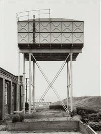 wasserturm, kirkhamgate leeds by bernd and hilla becher