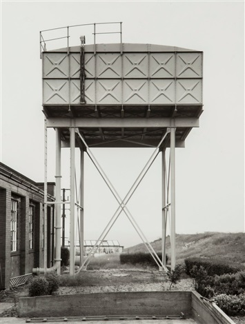 wasserturm kirkhamgate leeds by bernd and hilla becher