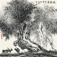 胡杨情 by ji youquan