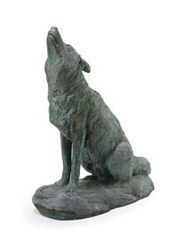 coyote by edward kemeys