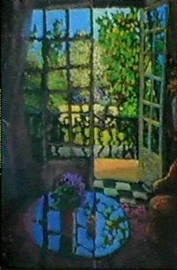 le balcon by boris kaploun