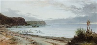coastal scene by thomas attwood
