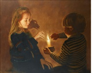 making shadow pictures by norman hepple