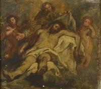 la sainte trinités by pierre andrieu