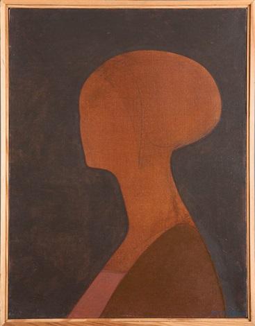 portret anonimowy ii by wladyslaw jackiewicz
