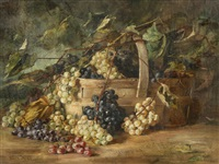 the grape basket by edwin deakin