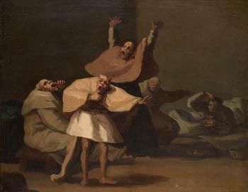 el despertar by leonardo alenza y nieto