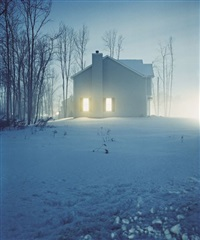 no.2423-a (from house hunting series) by todd hido