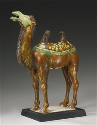 camel by anonymous-chinese (tang dynasty)