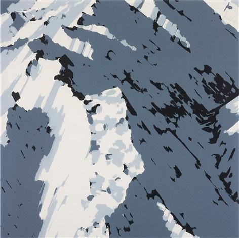 schweizer alpen i a2 by gerhard richter