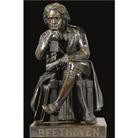 beethoven by william wetmore story