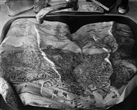 map in the sink by abelardo morell