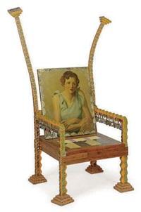 untitled (chair) by jon bok