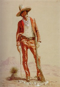 vaquero by joe ruiz grandee