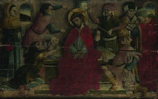 cristo deriso by austrian school tyrolean 16