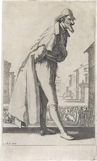 les trois pantalons (set of 3) by jacques callot