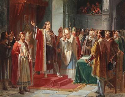 kong valdemar sejr udnævner år 1158 sin ven og forsterbror absalon til biskop i roskilde by niels anker lund