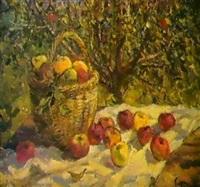 les pommes, 1959 by tamara gladkaia